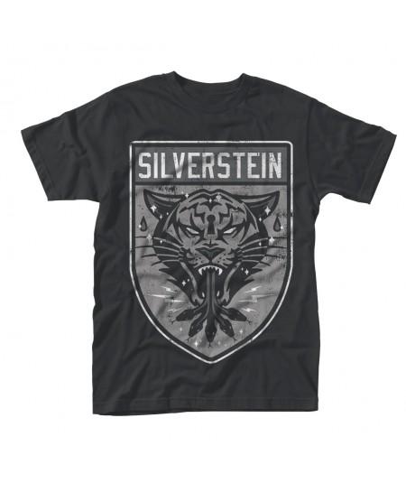 Tricou Unisex Silverstein: Tiger