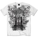 Tricou Avenged Sevenfold: Land of Cain