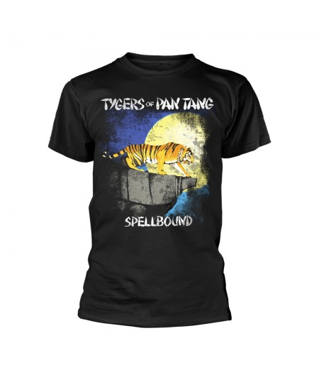 Tricou Unisex Tygers Of Pan Tang: Spellbound