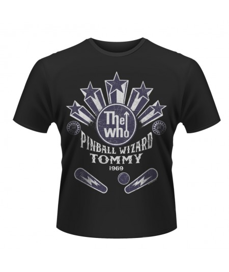 Tricou Unisex The Who: Pinball Wizard