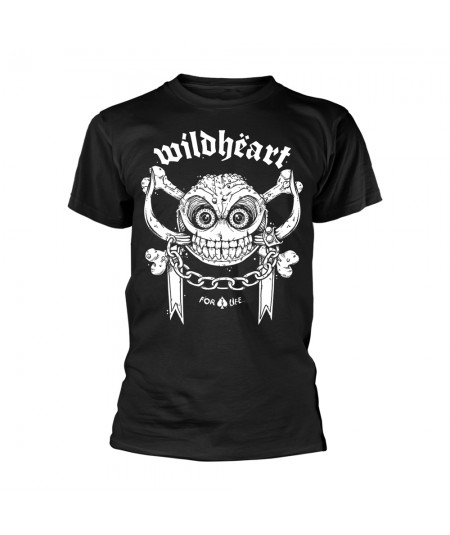 Tricou Unisex The Wildhearts: For Life