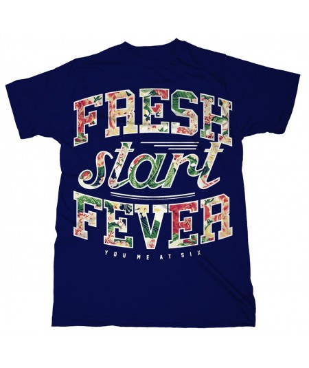 Tricou Unisex You Me At Six: Fresh Start Fever