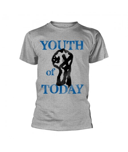 Tricou Unisex Youth Of Today: Stencil