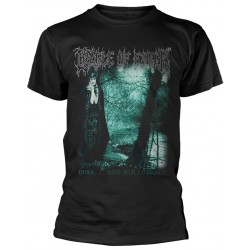 Tricou Cradle Of Filth: Dusk And Her Embrace