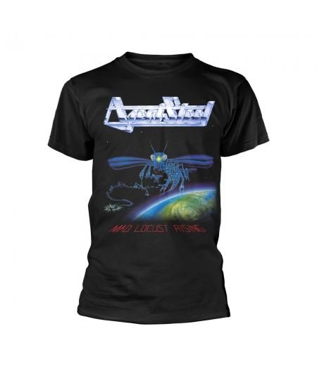 Tricou Unisex Agent Steel: Mad Locust Rising