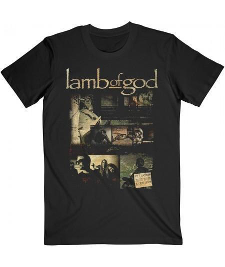 Lamb Of God: Album Collage
