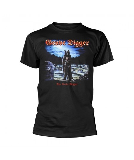 Tricou Unisex Grave Digger: The Grave Digger