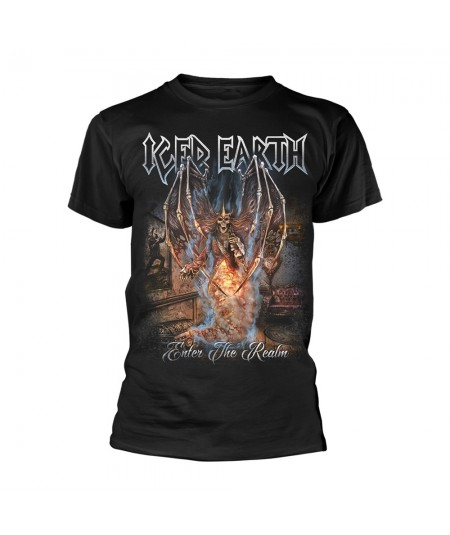 Tricou Unisex Iced Earth: Enter The Realm