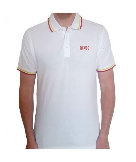 Tricou Polo AC/DC: Classic Logo