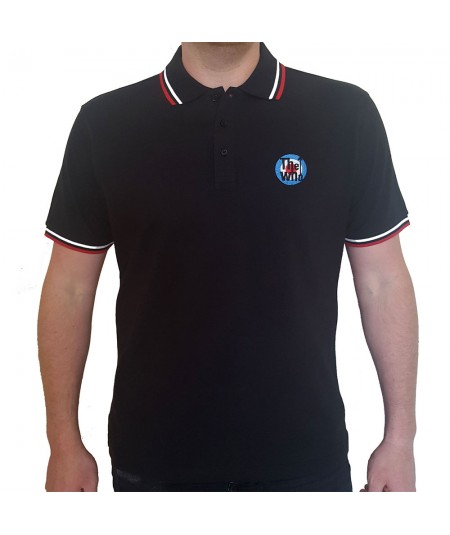 Tricou Polo The Who: Target