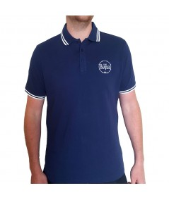 Tricou Polo The Beatles: Drum Logo