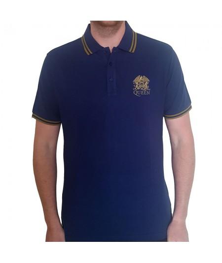 Tricou Polo Queen: Crest Logo