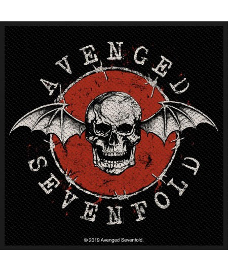 Patch Avenged Sevenfold: Distressed Skull