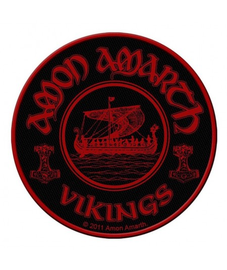 Patch Amon Amarth: Vikings Circular