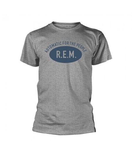 Tricou Unisex R.E.M.: Automatic