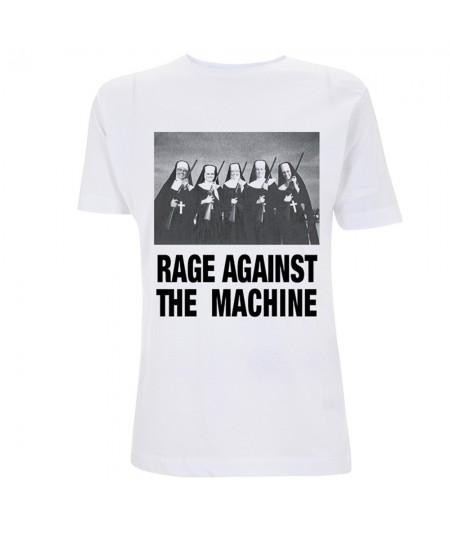 Tricou Unisex Rage Against The Machine: Nuns And Guns