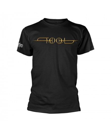 Tricou Tool: Gold Iso