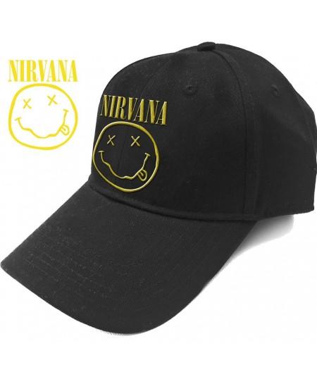 Sapca Nirvana: Logo & Smiley