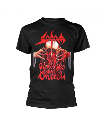 Tricou Unisex Sodom: Obsessed By Cruelty