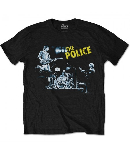 Tricou Unisex The Police: Live