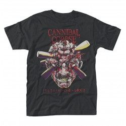 Tricou Cannibal Corpse: Ice Pick Lobotomy