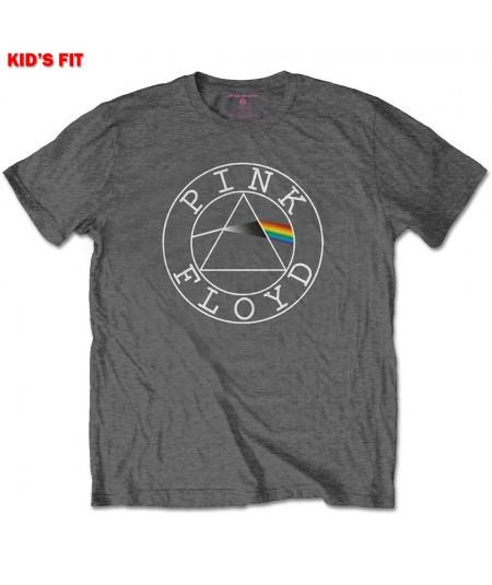 Tricou Copii Pink Floyd: Circle Logo