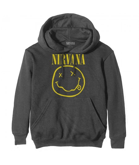 Hanorac Nirvana: Yellow Smiley
