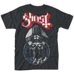 Tricou Ghost: Warriors