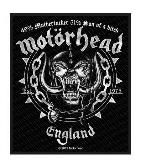 Patch Motorhead: Ball & Chain