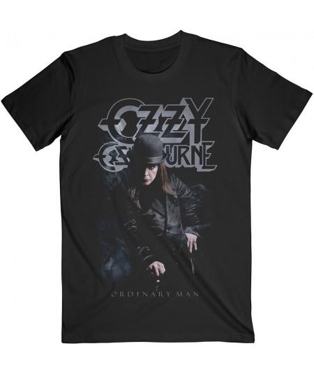 Tricou Unisex Ozzy Osbourne: Ordinary Man Standing