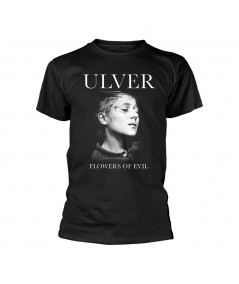 Tricou Unisex Ulver: Flowers Of Evil