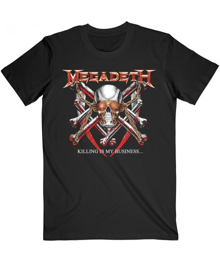 Tricou Unisex Megadeth: Killing Is My Business
