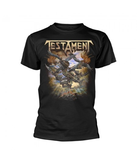 Tricou Unisex Testament: The Formation Of Damnation