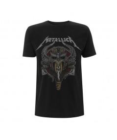 Tricou Unisex Metallica: Viking