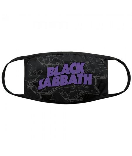 Masca Black Sabbath: Distressed