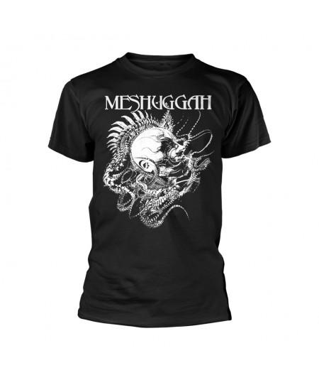 Tricou Unisex Meshuggah: Spine Head