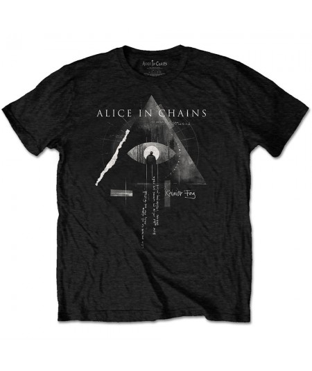 Tricou Unisex Alice In Chains: Fog Mountain