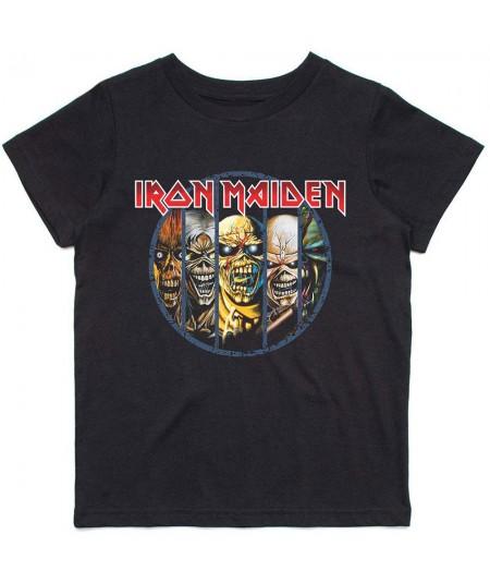 Tricou Copii Iron Maiden: Evolution