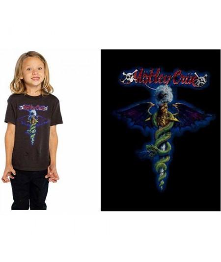 Tricou Copii Motley Crue: Blue Dragon