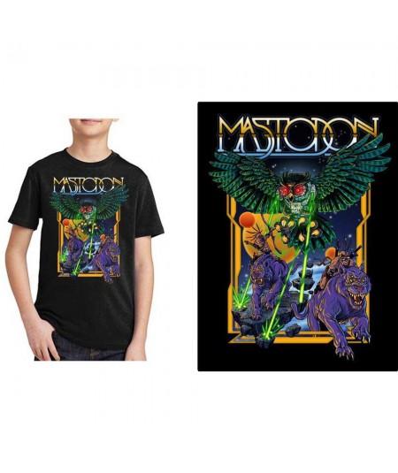 Tricou Copii Mastodon: Space Owl