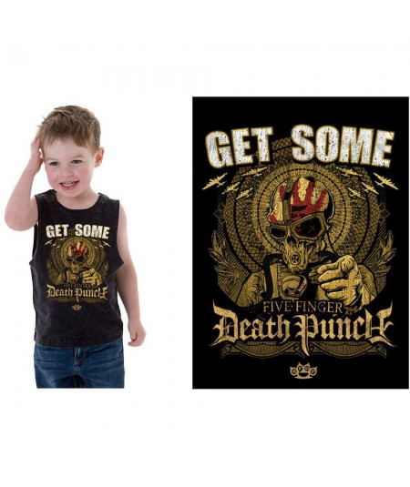 Tricou Copii Five Finger Death Punch: Get Some