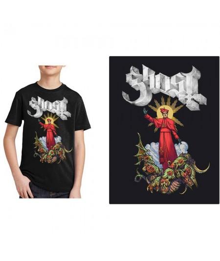Tricou Copii Ghost: Plaguebringer