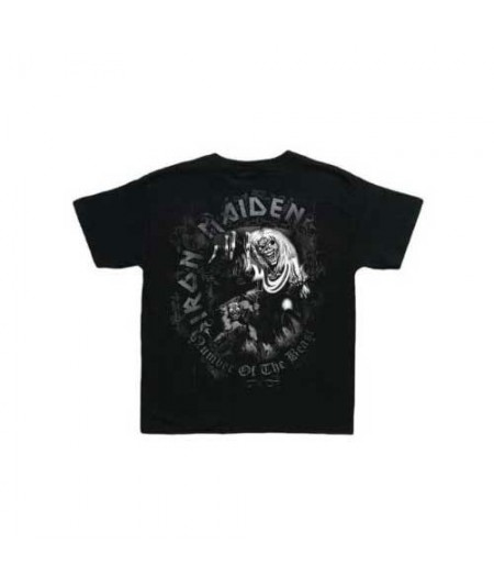 Tricou Copii Iron Maiden: Number Of The Beast