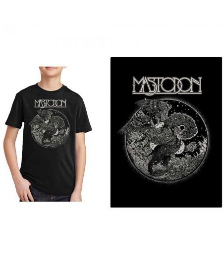 Tricou Copil Mastodon Griffin