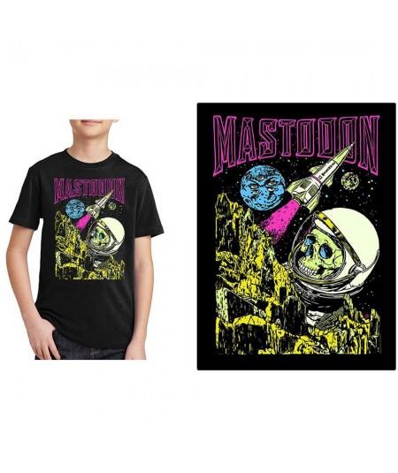 Tricou Copil Mastodon Space Colorization