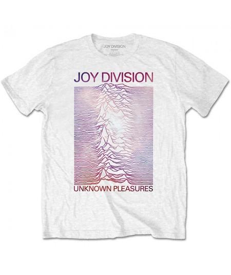 Tricou Joy Division Space - Unknown Pleasures Gradient