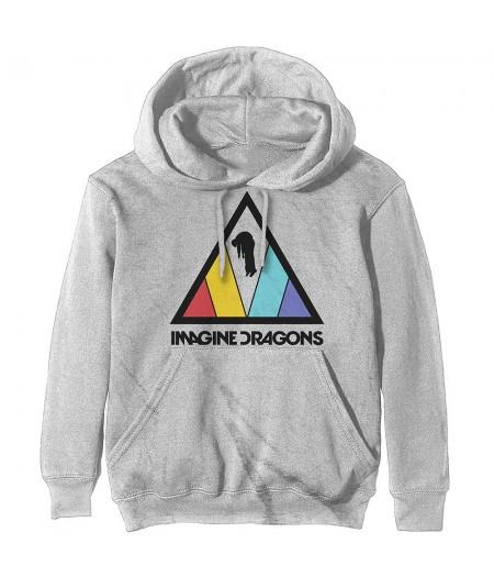 Hanorac Imagine Dragons Triangle Logo