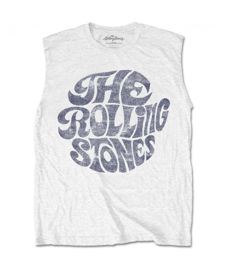 Maiou Unisex The Rolling Stones: Vintage 70s Logo