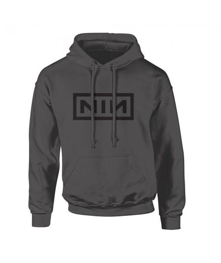 Hanorac Nine Inch Nails: Classic Black Logo