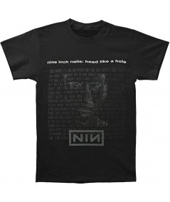Tricou Unisex Nine Inch Nails: Head Like A Hole